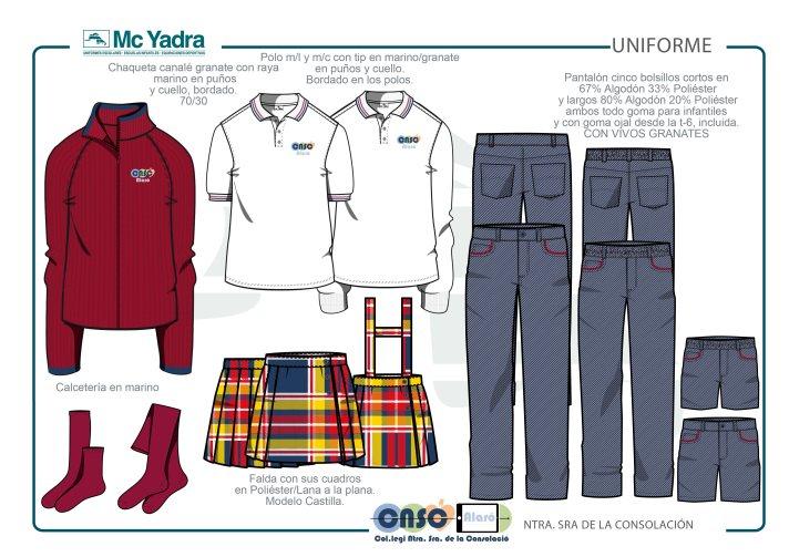 uniforme general